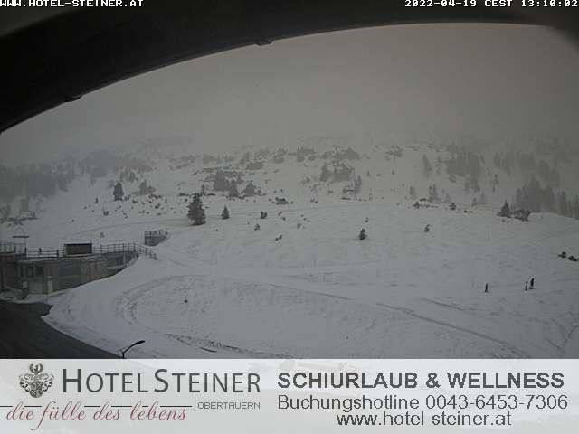 Live view Obertauern - Gamsleiten